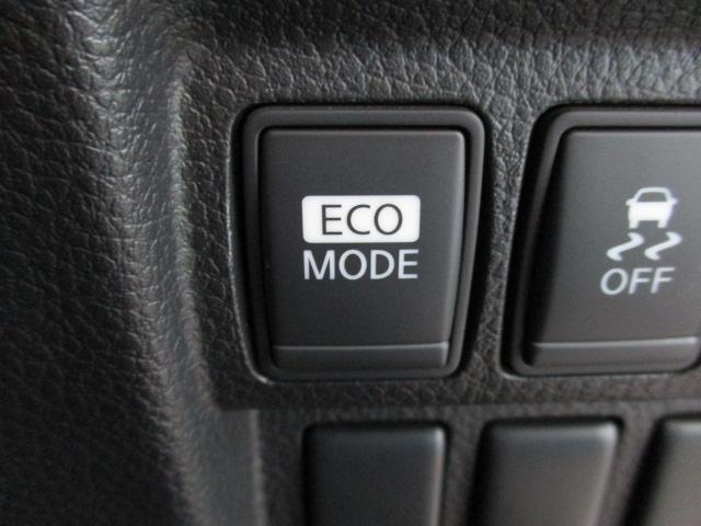 ECOモード付きで環境及びお財布にも優しい車両になります。