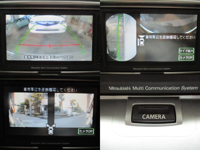 GナビPKG 4WD純正HDD地デジ後席フリップ両側電動ドア(4枚目)