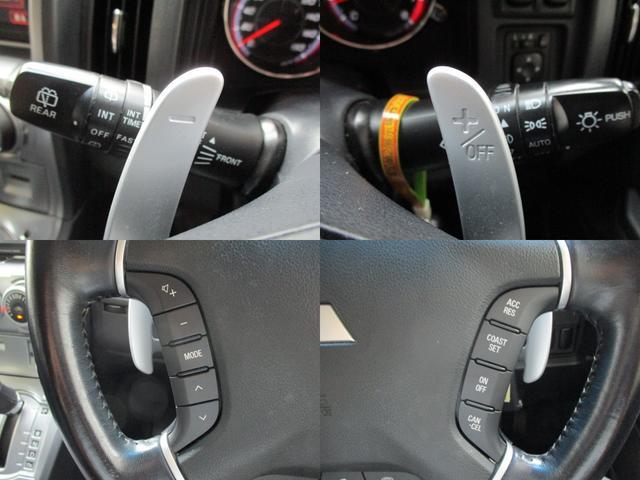 GナビPKG 4WD純正HDD地デジ後席フリップ両側電動ドア(9枚目)