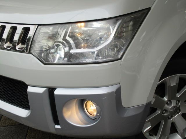 GナビPKG 4WD純正HDD地デジ後席フリップ両側電動ドア(12枚目)