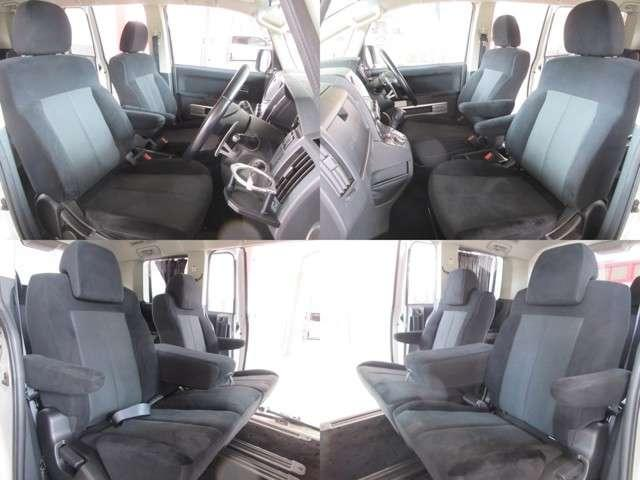 GナビPKG 4WD純正HDD地デジ後席フリップ両側電動ドア(15枚目)