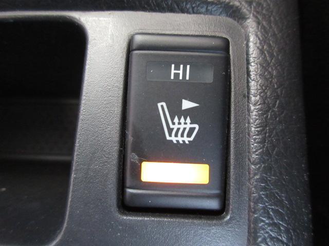 寒い時期に嬉しいシートヒーターも装備しております♪