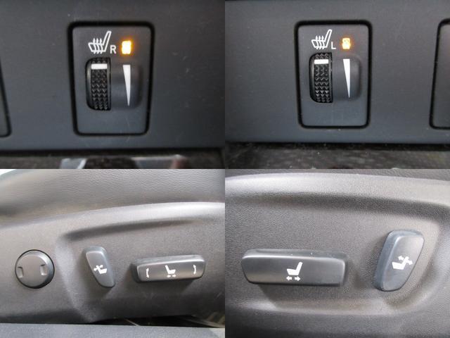 ハイブリッド レザーパッケージ 1オナMナビ地デジBカメラ黒革電動暖席クルコンHID純正17AW(15枚目)