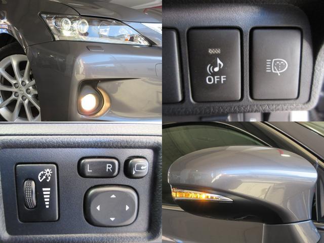 暗い夜道でも視界良好な、AUTO付LEDヘッドライト☆