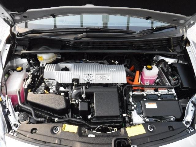 トヨタ プリウスPHV G フルセグHDDナビ バックモニター ETC ワンオーナー