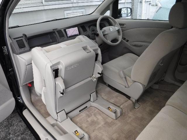 トヨタ アイシス L Xセレクション ワンセグSDナビ バックモニター ETC