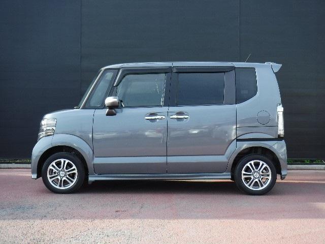 N-BOXは軽自動車規格寸法内で造られたミニバン、スーパーハイトワゴンです。