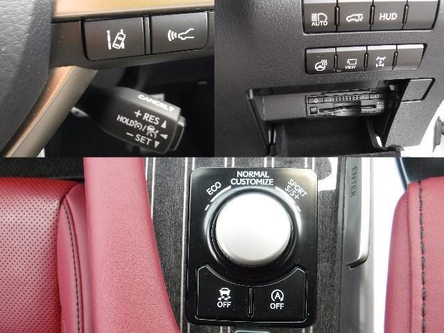 RX200t Fスポーツ 本革 LED ワンオーナー(11枚目)