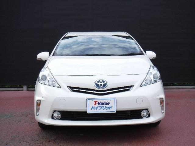 エンジン音や振動が少なく、ハイブリッドカーならではの高い静粛性が快適なドライブをEnjoy出来ます。