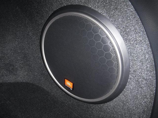 JBLスピ-カ-を搭載しています。広い室内に臨場感のあるサウンドを実現します。