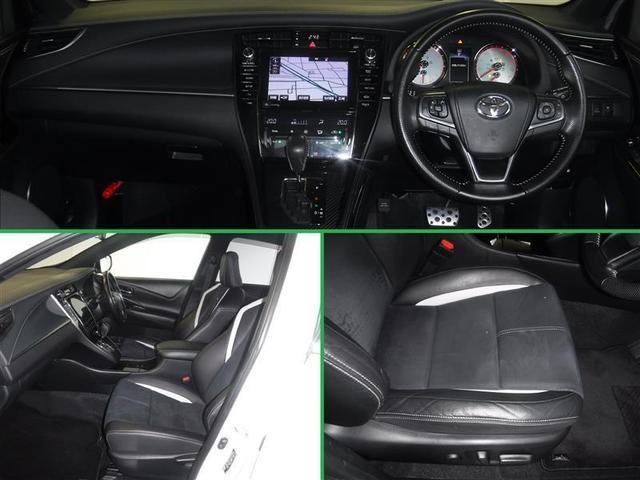 整然と纏められた操作性の良いスイッチ類。エレガントで心地良いドライビングが出来ますよ!長時間の運転でも腰の負担を防止できる電動ランバーサポートを運転席に装備しています。