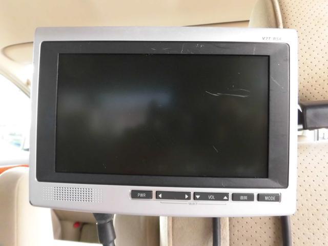 トヨタ アルファードG AX トレゾア アルカンターラバージョン HDDナビ Bカメ
