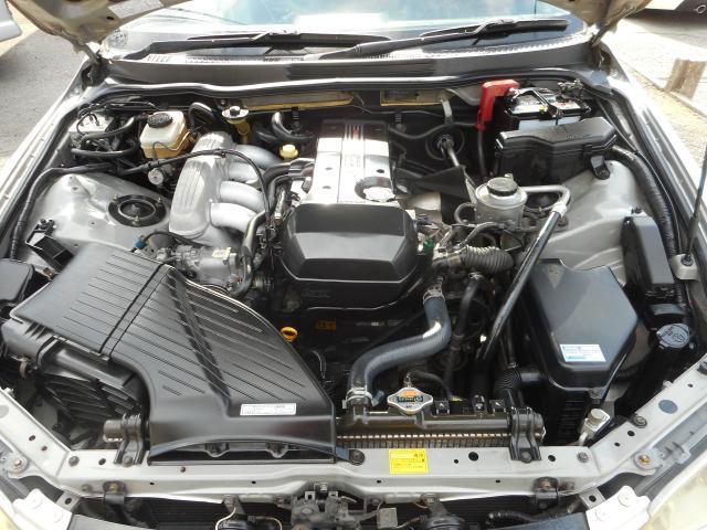 トヨタ アルテッツァ RS200 Zエディション 6速MT