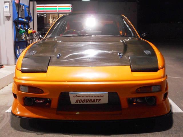 タイプIII GT-RSタービン フルエアロ 車高調(3枚目)