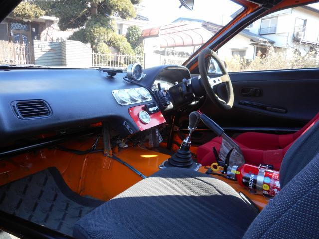 タイプIII GT-RSタービン フルエアロ 車高調(12枚目)