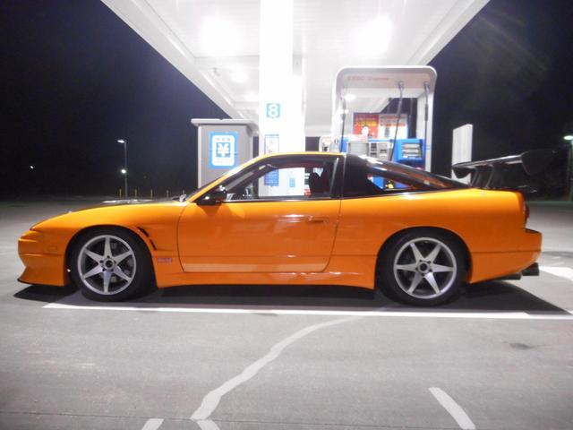 タイプIII GT-RSタービン フルエアロ 車高調(14枚目)