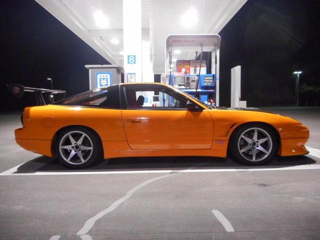 日産 180SX タイプIII GT-RSタービン フルエアロ 車高調