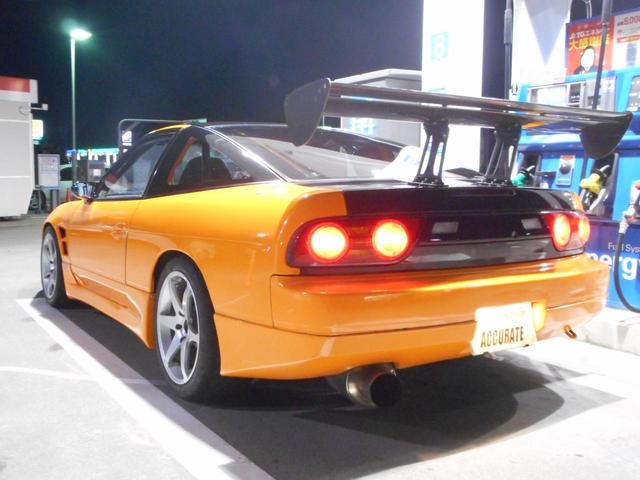 タイプIII GT-RSタービン フルエアロ 車高調(16枚目)
