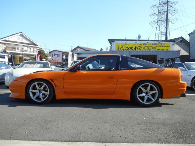タイプIII GT-RSタービン フルエアロ 車高調(19枚目)