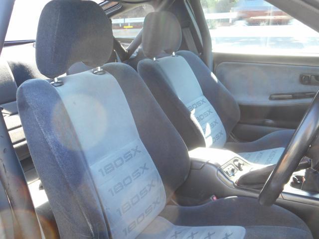 日産 180SX タイプX VERTEXフルエアロ 機械式LSD 車高調