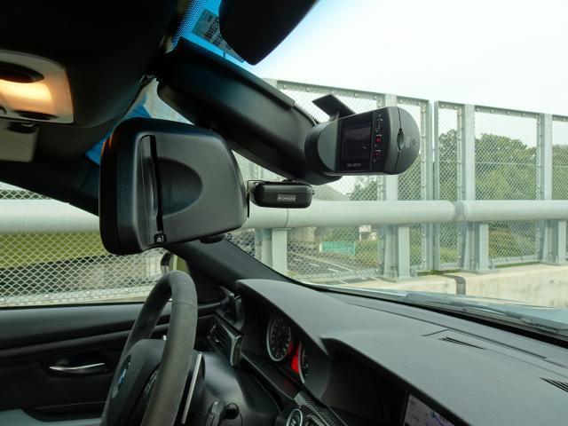 ビルトインミラーETCとドライブレコーダーが装着済みになります。
