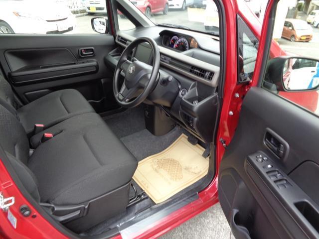 ハイブリッドFX セーフティパッケージ装着車 スマートキー 盗難防止システム ABS Wエアバック 電動格納ミラー オートエアコン シートヒーター(12枚目)