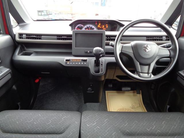 ハイブリッドFX セーフティパッケージ装着車 スマートキー 盗難防止システム ABS Wエアバック 電動格納ミラー オートエアコン シートヒーター(15枚目)