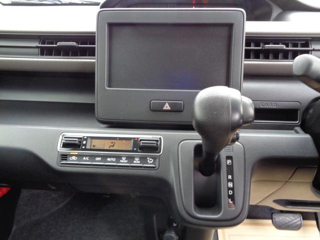 ハイブリッドFX セーフティパッケージ装着車 スマートキー 盗難防止システム ABS Wエアバック 電動格納ミラー オートエアコン シートヒーター(18枚目)