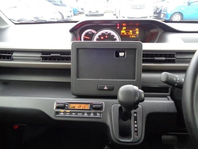 ハイブリッドFX 全方位モニター対応カメラ 衝突軽減システム スマートキー 盗難防止システム 安全ボディ 電動格納ミラー オートエアコン ABS Wエアバック プライバシーガラス(21枚目)