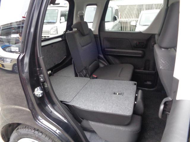 ハイブリッドFX 全方位モニター対応カメラ 衝突軽減システム スマートキー 盗難防止システム 安全ボディ 電動格納ミラー オートエアコン ABS Wエアバック プライバシーガラス(27枚目)