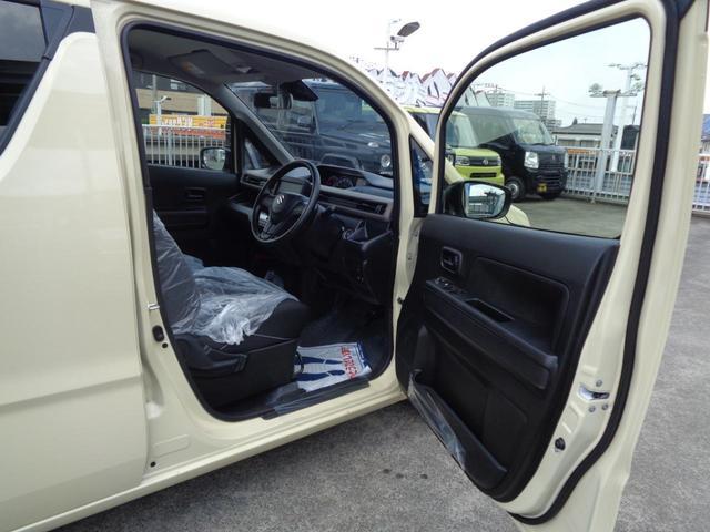 ハイブリッドFX 届出済未使用車 衝突軽減システム スマートキー 盗難防止システム 電動格納ミラー ABS Wエアバック オートエアコン プライバシーガラス(11枚目)