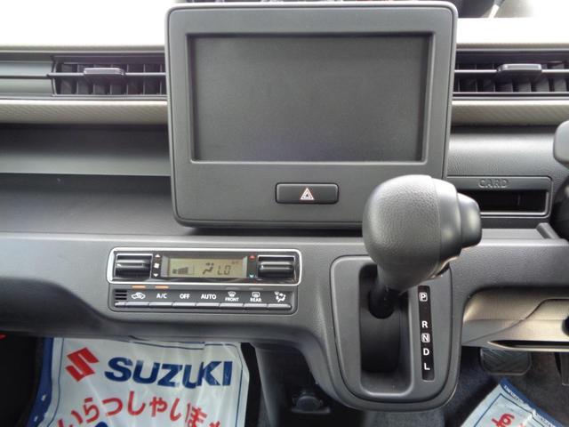 ハイブリッドFX 届出済未使用車 衝突軽減システム スマートキー 盗難防止システム 電動格納ミラー ABS Wエアバック オートエアコン プライバシーガラス(24枚目)