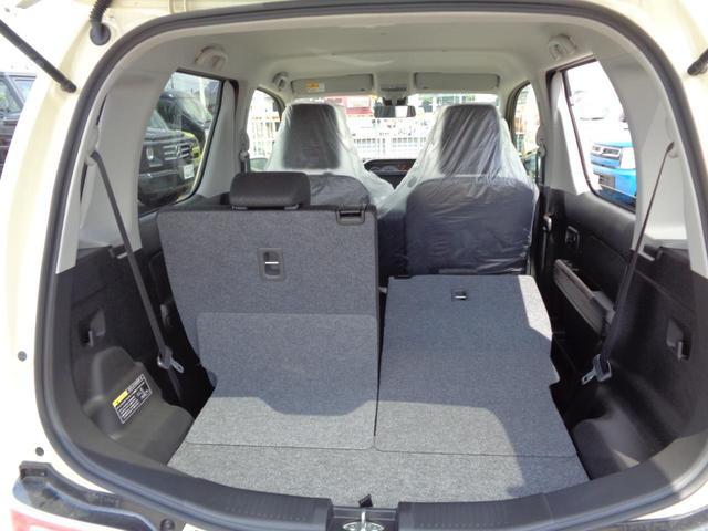 ハイブリッドFX 届出済未使用車 衝突軽減システム スマートキー 盗難防止システム 電動格納ミラー ABS Wエアバック オートエアコン プライバシーガラス(35枚目)