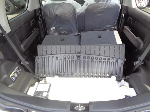 ハイブリッドFX 届出済未使用車 衝突軽減システム スマートキー 盗難防止システム 電動格納ミラー ABS Wエアバック オートエアコン プライバシーガラス(37枚目)