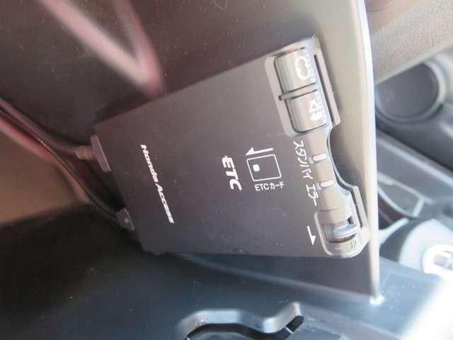 ホンダ フィット L 社外CDチューナー ETC
