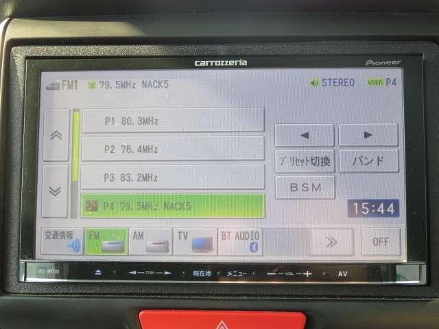 ホンダ N BOXカスタム G・Lパッケージ ワンオーナー 禁煙車 社外メモリーナビ