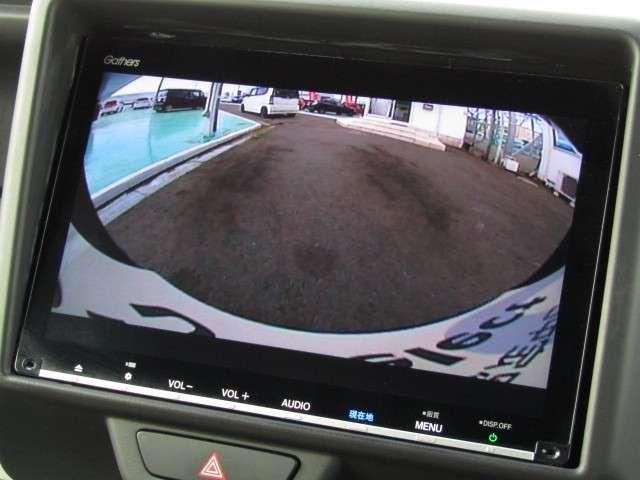 ファン・ターボホンダセンシング 8インチナビ・ドラレコ・ETC・タイヤ新品(9枚目)