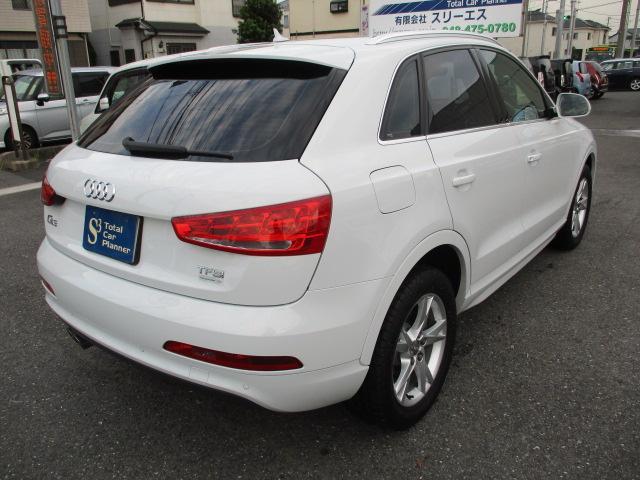 「アウディ」「アウディ Q3」「SUV・クロカン」「埼玉県」の中古車6