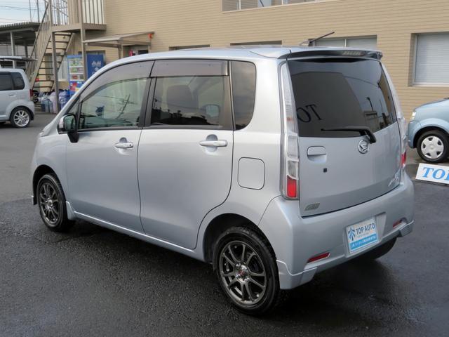 ダイハツ ムーヴ カスタム X 4WD ナビ ETC HID