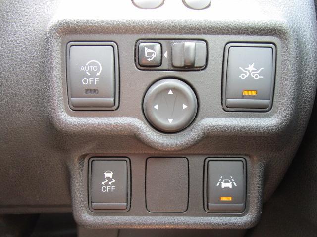 X DIG-S Vセレクション+セーフティII ナビTVビデオ全方位カメラ 衝突軽減ブレーキ 車線逸脱警報 踏み間違い抑制 横滑り防止 LED インテリキー USBポート付きアームレスト 後席モニター付き(19枚目)
