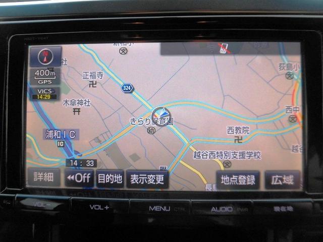 トヨタ アルファード 2.5S SDナビ地デジ 両P 後席M ワンオナ Cセンサー