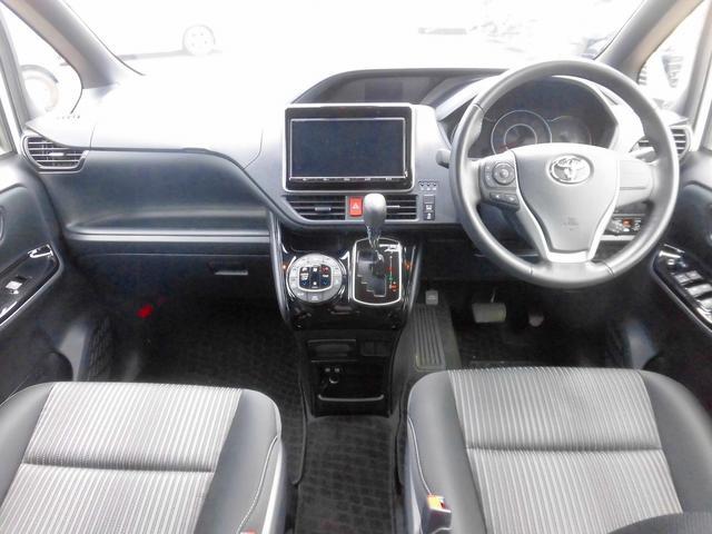 トヨタ ヴォクシー ZS ツインモニター フルセグ 両P クルコン スマキー