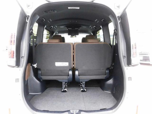 ハイブリッドG 後期型・セーフティセンス・フルセグナビ・後席モニター・Bluetoothオーディオ・両側自動ドア・シートヒーター・LEDライト・フォグLED・クルーズコントロール・ETC・本革巻ステアリング・Pガラス(8枚目)