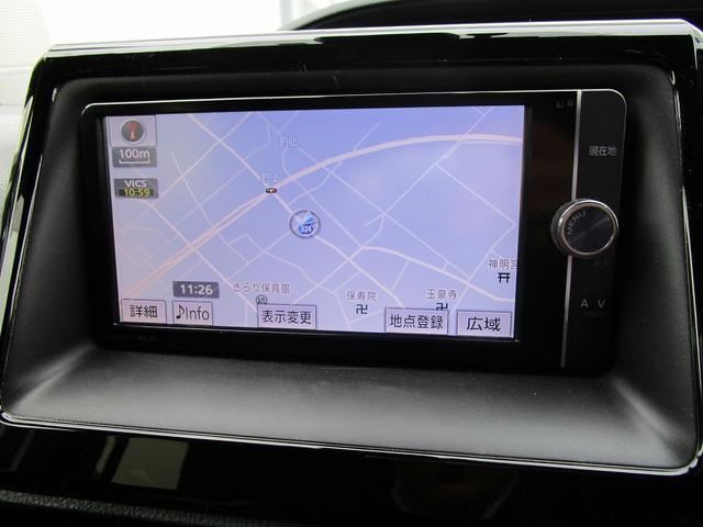 ハイブリッドG 後期型・セーフティセンス・フルセグナビ・後席モニター・Bluetoothオーディオ・両側自動ドア・シートヒーター・LEDライト・フォグLED・クルーズコントロール・ETC・本革巻ステアリング・Pガラス(9枚目)