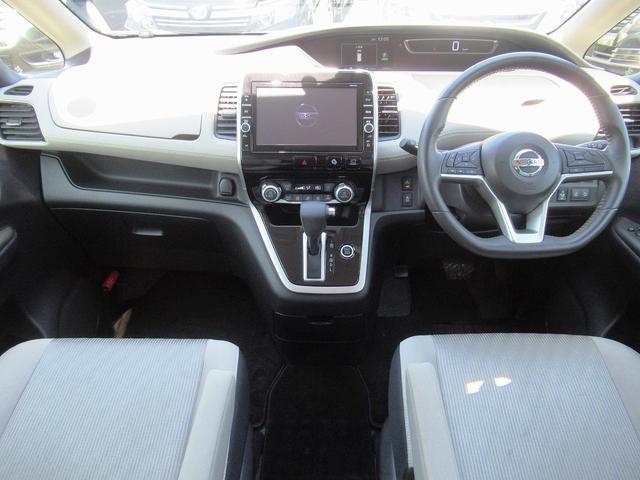 ハイウェイスター Vセレクション フルセグナビ・後席モニター・全周囲カメラ・Bluetoothオーディオ・両側自動ドア・LEDライト・クルーズコントロール・ETC・アイドリングストップ・ドアバイザー・フロアマット・プライバシーガラス(4枚目)