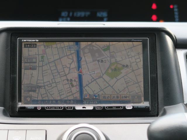 ホンダ ステップワゴン スパーダS Zパッケージ HDD地デジカメラ 両側パワスラ