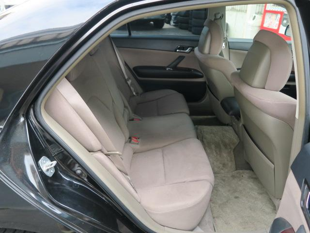 トヨタ マークX 250G ナビ HID キーレス アルミ ローダウン