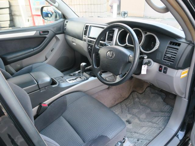 トヨタ ハイラックスサーフ SSR-X20th 4WD ナビ ETC ルーフレール記録簿