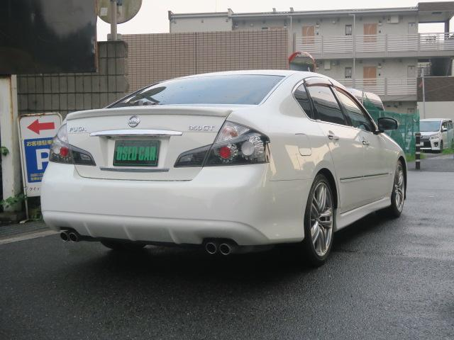 350GT タイプS ナビ 地デジ サンルーフ 車高調(8枚目)