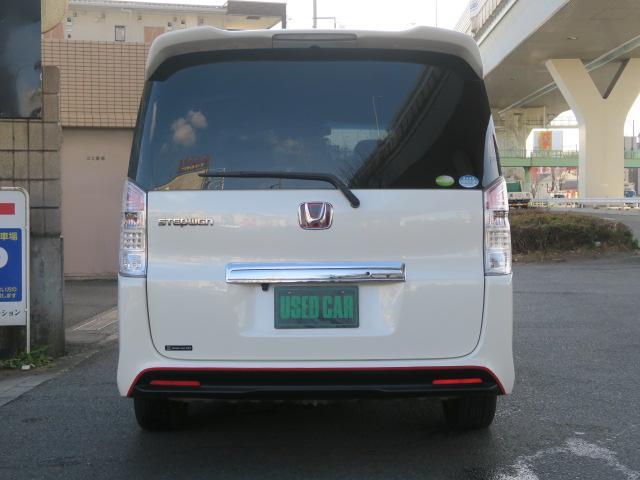「ホンダ」「ステップワゴンスパーダ」「ミニバン・ワンボックス」「埼玉県」の中古車3